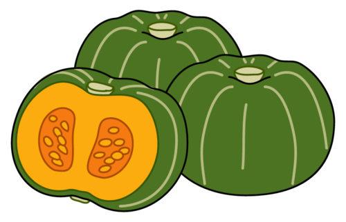 冬至の時期がやってきた!昔ながらのかぼちゃ料理をご紹介!