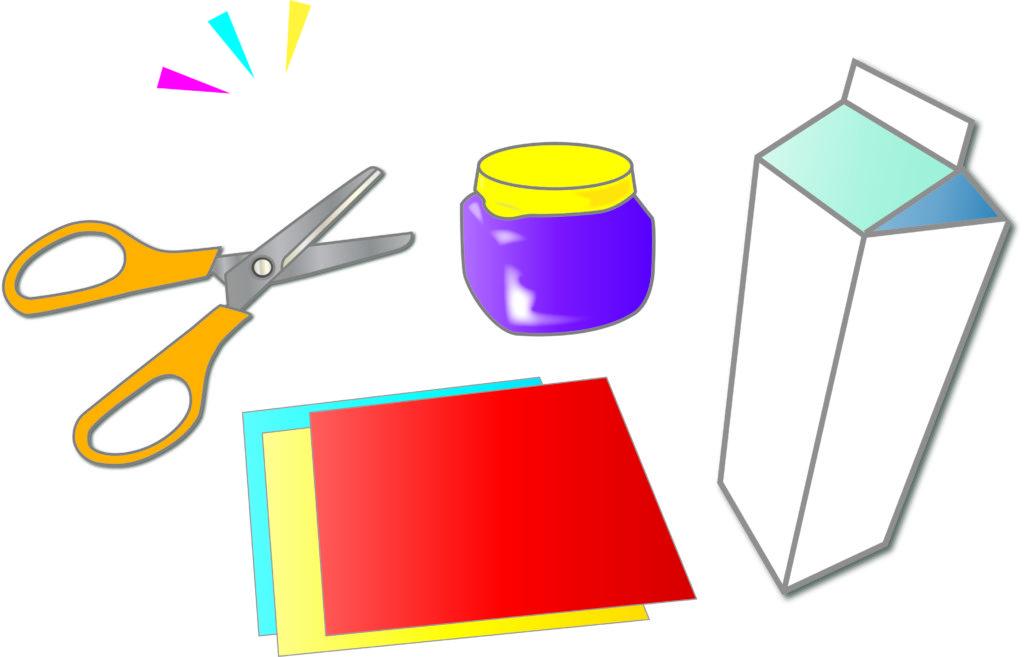牛乳パックでおもちゃができる!?安心安全な素材で作るエコなおもちゃ