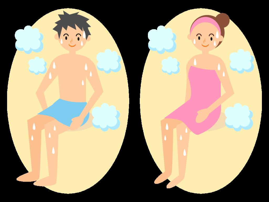 サウナと水風呂の効果は危険かも?!めまいも頻繁に起きる?!