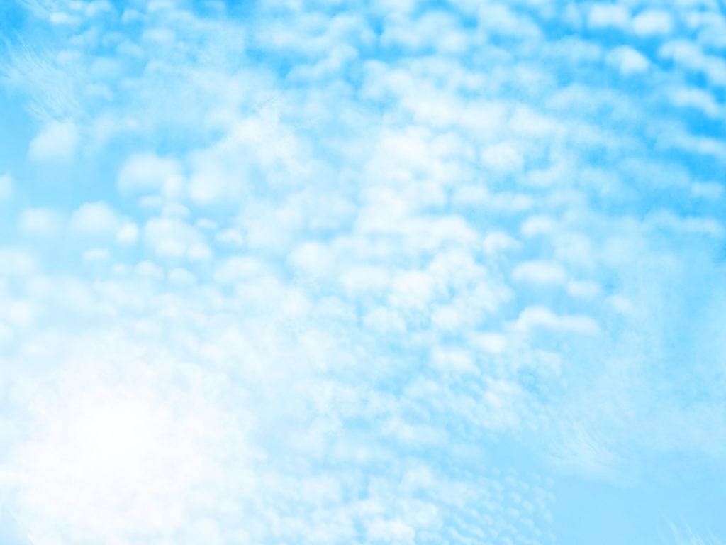 うろこ雲が前兆となり地震が起きる!?うろこ雲は地震と関係とは?